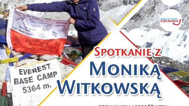 Archipelagi – spotkanie z Moniką Witkowską